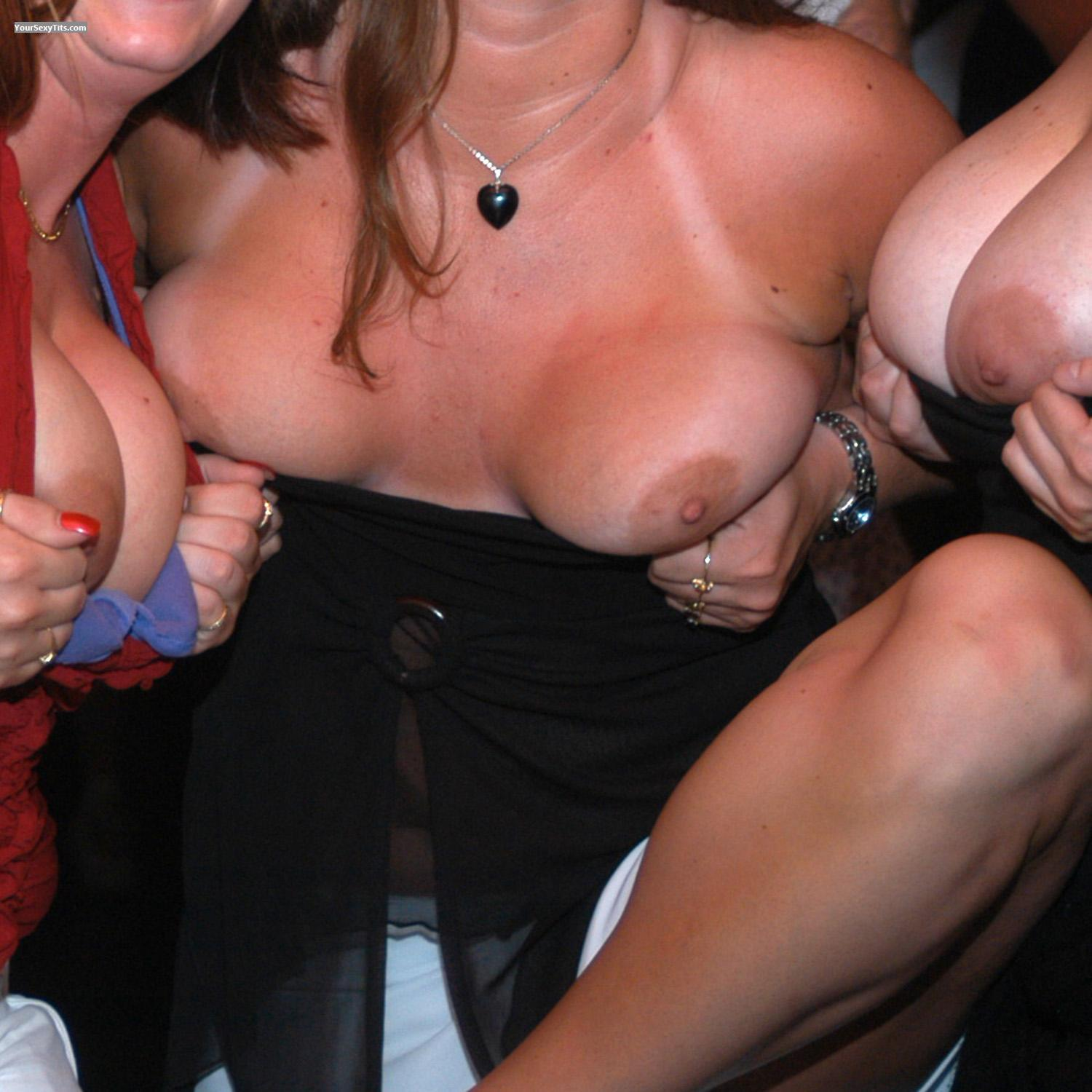 Very big Tits Grace