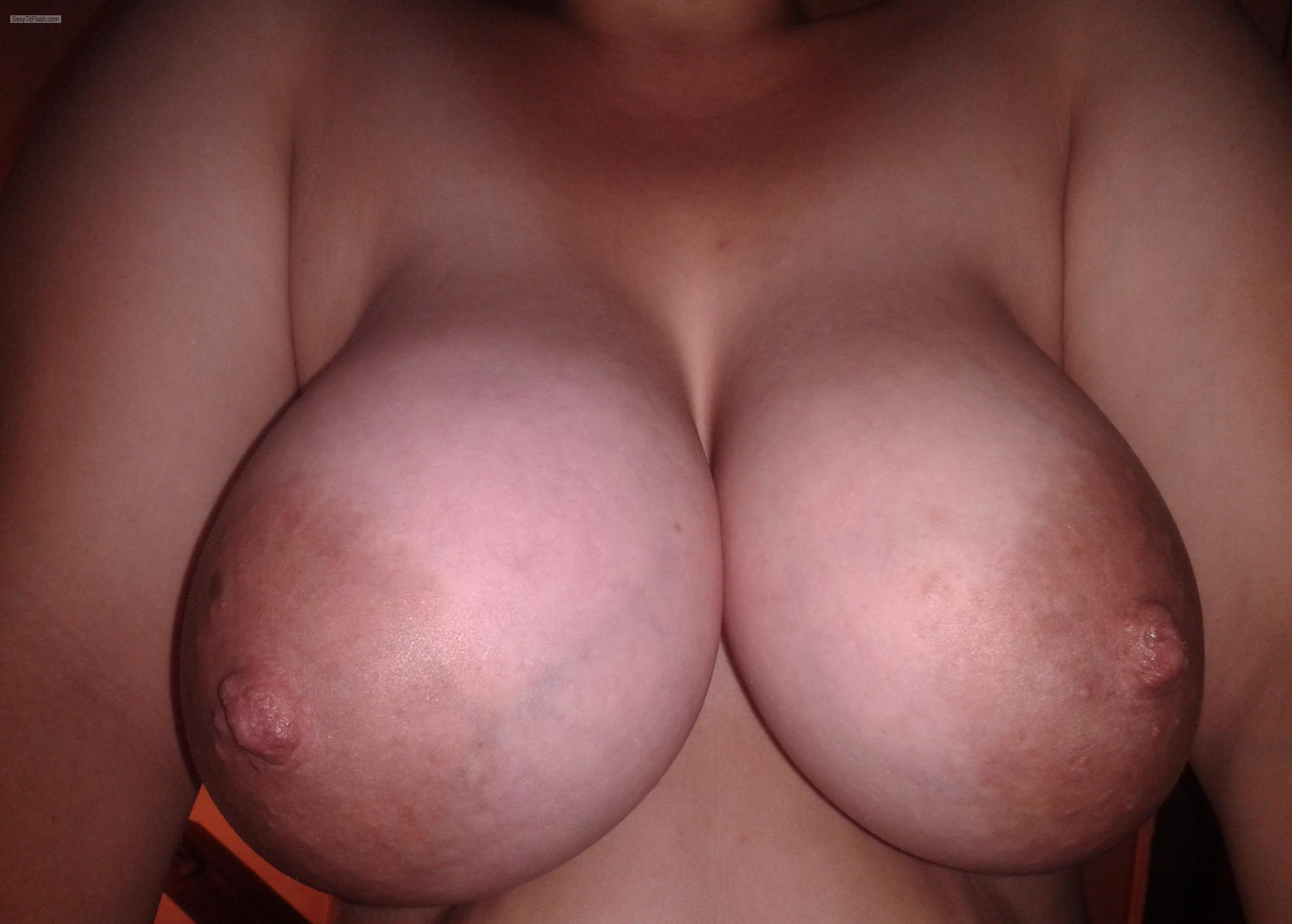 Very big Tits Of My Wife Mmmounds