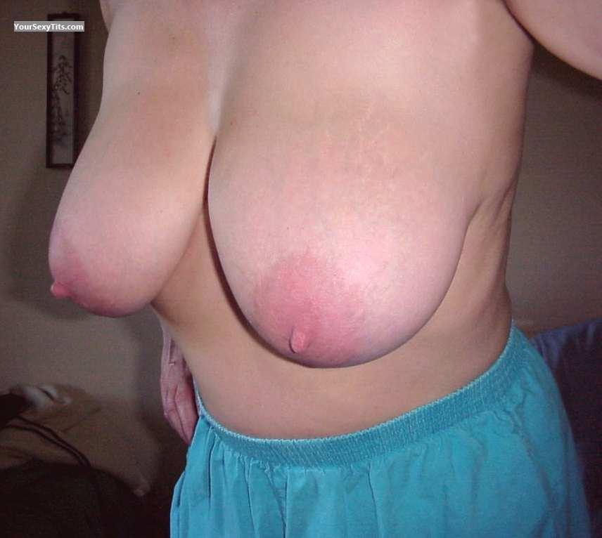 My Very big Tits Selfie by Sexy 38D