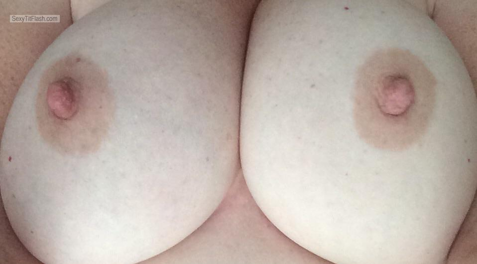 Tit Flash: My Big Tits - Cmp from United States