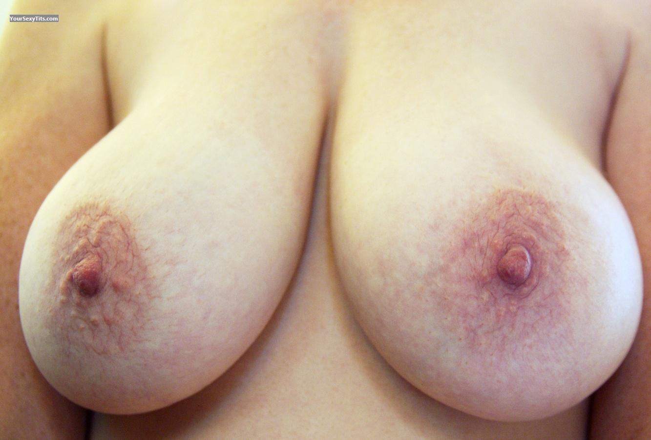 My Very big Tits Selfie by Blue36g