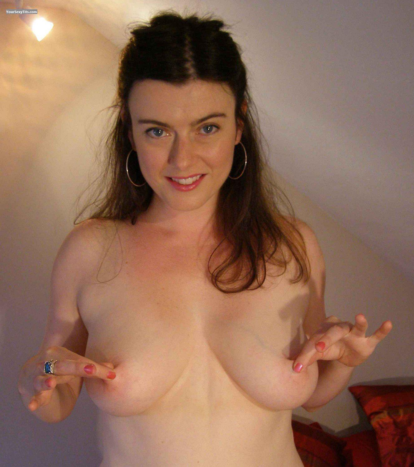 very big tits - topless beth from united kingdom tit flash id 96352