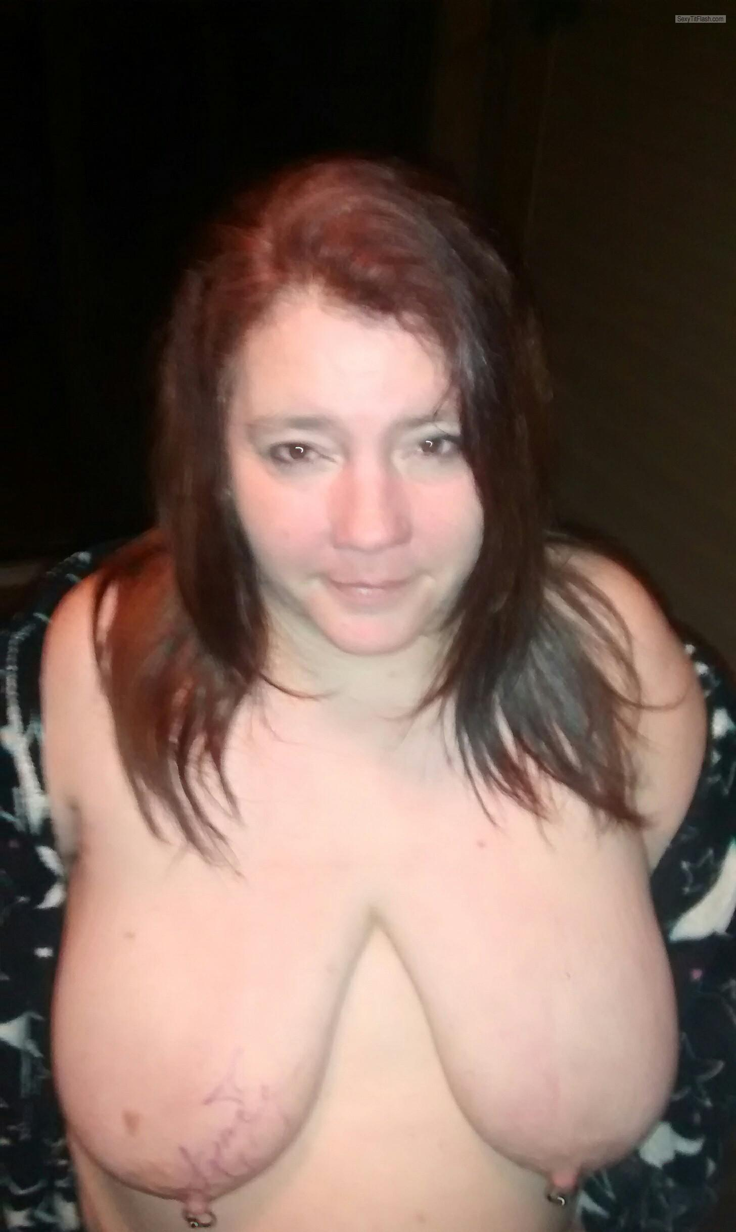 Very big Tits Of My Wife Topless Marlboronwench