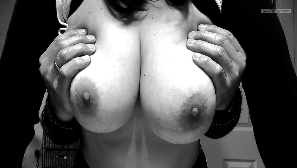 Very big Tits Of My Girlfriend Busty Lady