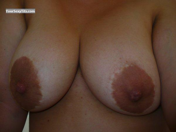 Tit Flash: My Very Big Tits (Selfie) - Horny Pussy from Argentina