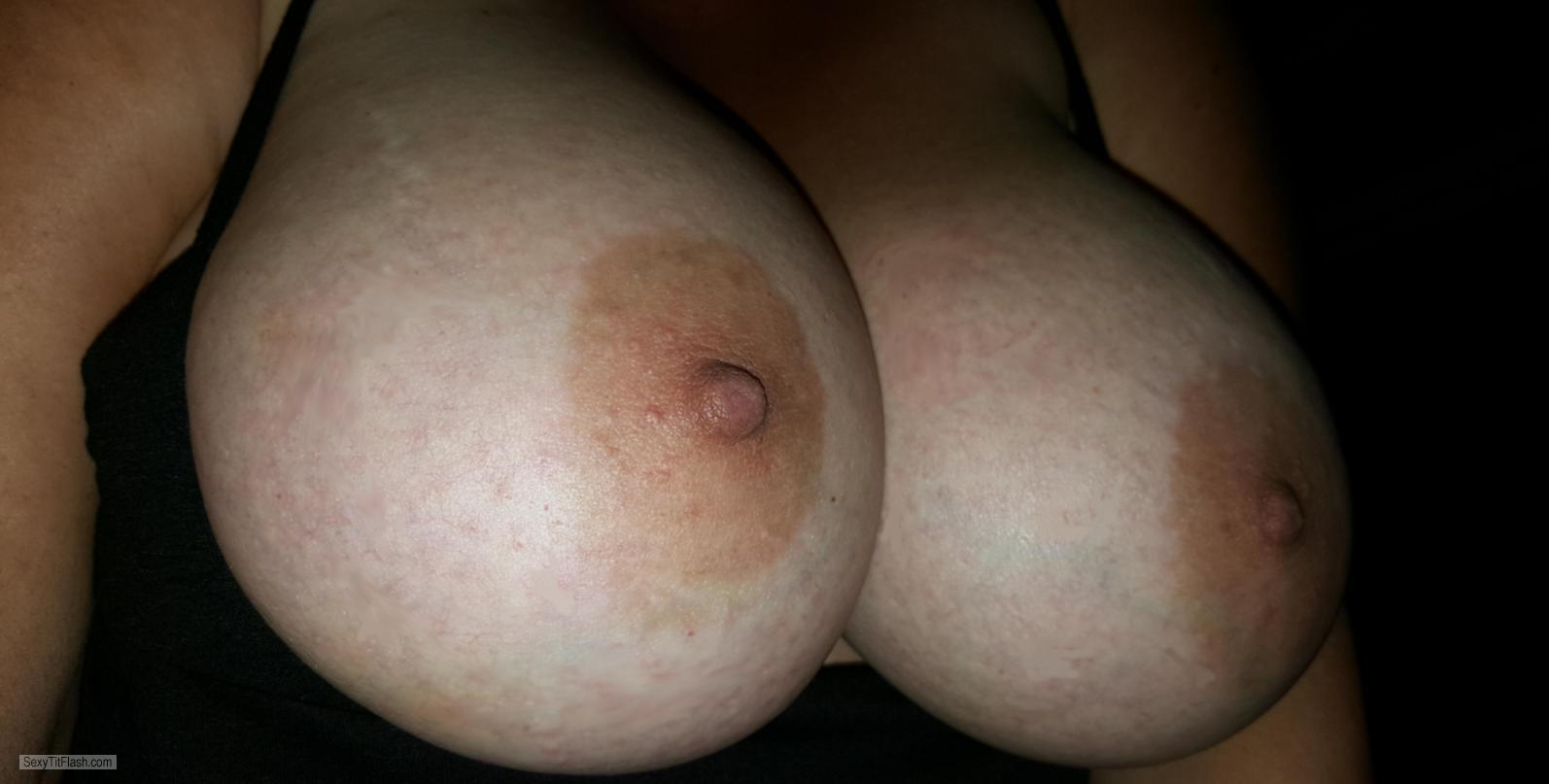 Very big Tits Of My Girlfriend DoubleDlicious
