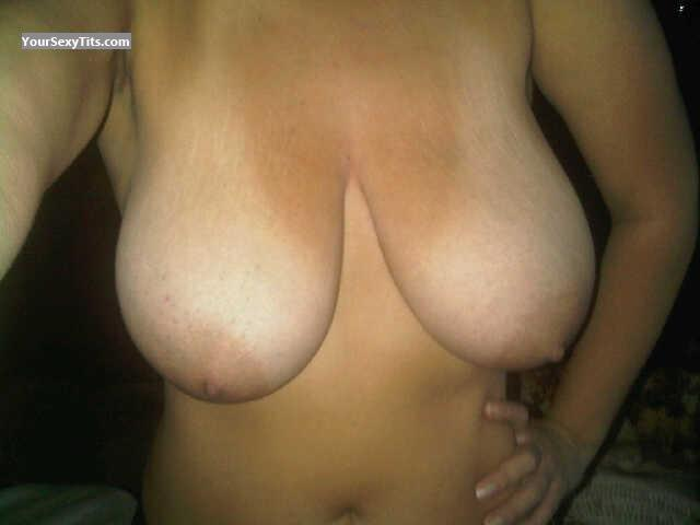 Very big Tits Of My Girlfriend Katerina