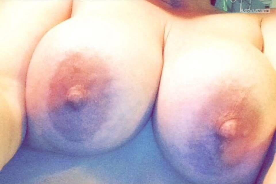 Very big Tits Of A Friend B