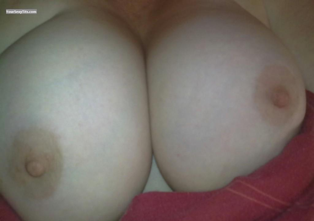 Tit Flash: My Very Big Tits (Selfie) - Lolli from United Kingdom