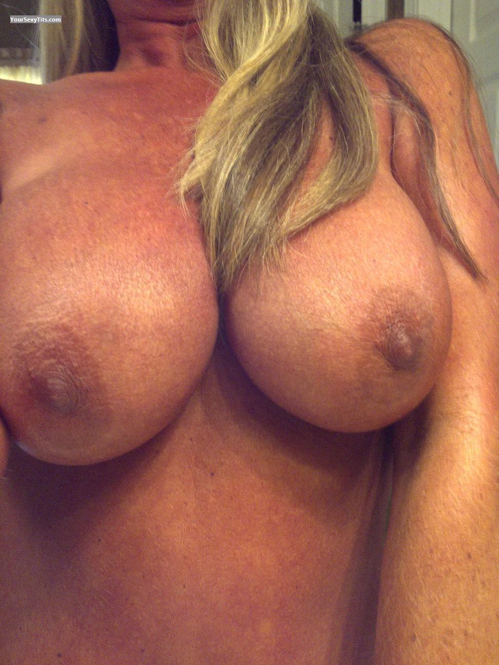 Very big boobs