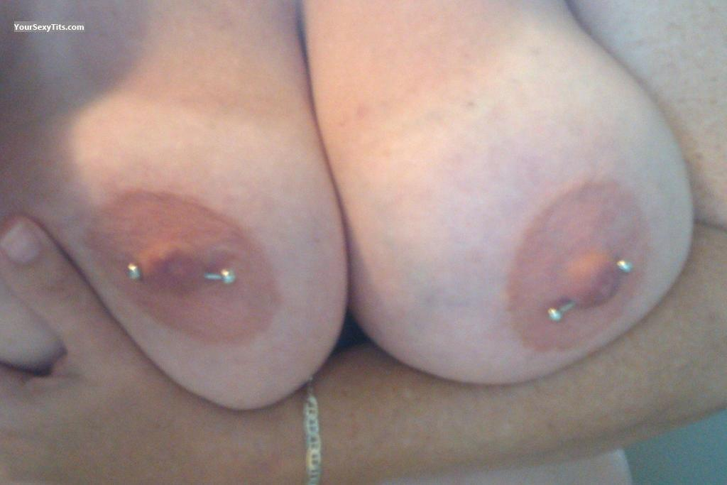 Very big Tits Of My Wife Selfie by Ss64