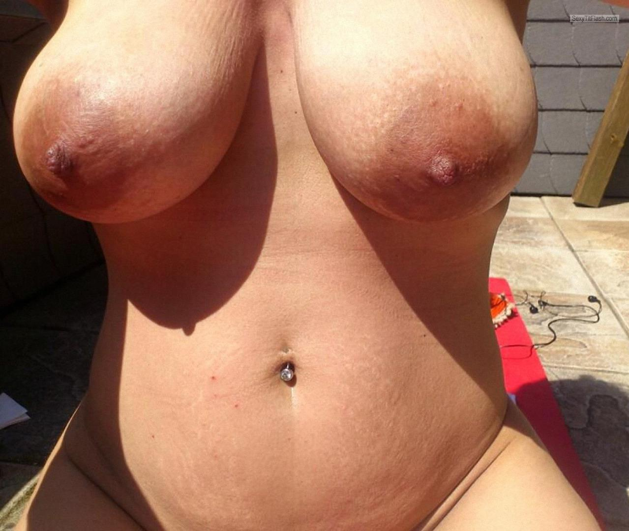 My Very big Tits Topless Andzia