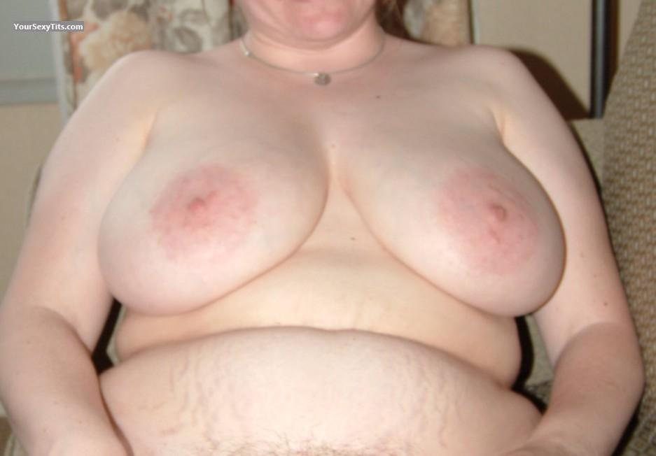 Tit Flash: Very Big Tits - Jenny from United States