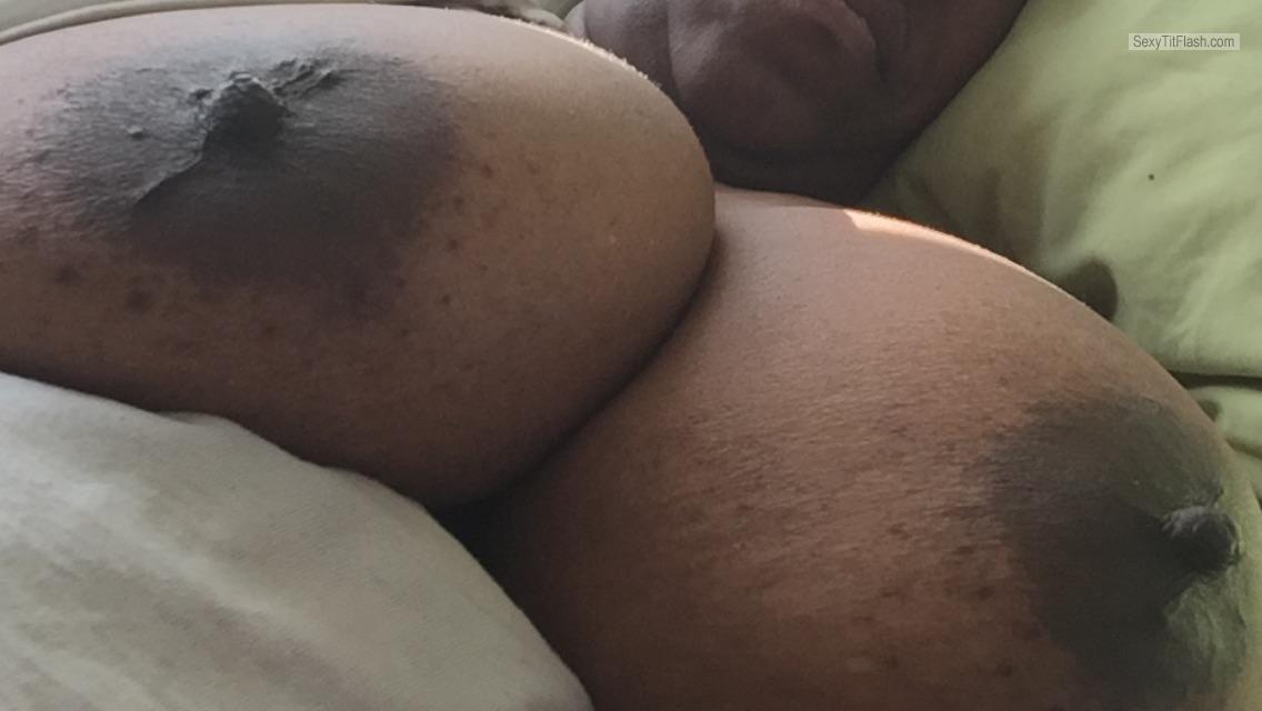 My Very big Tits Selfie by Sweet Melons