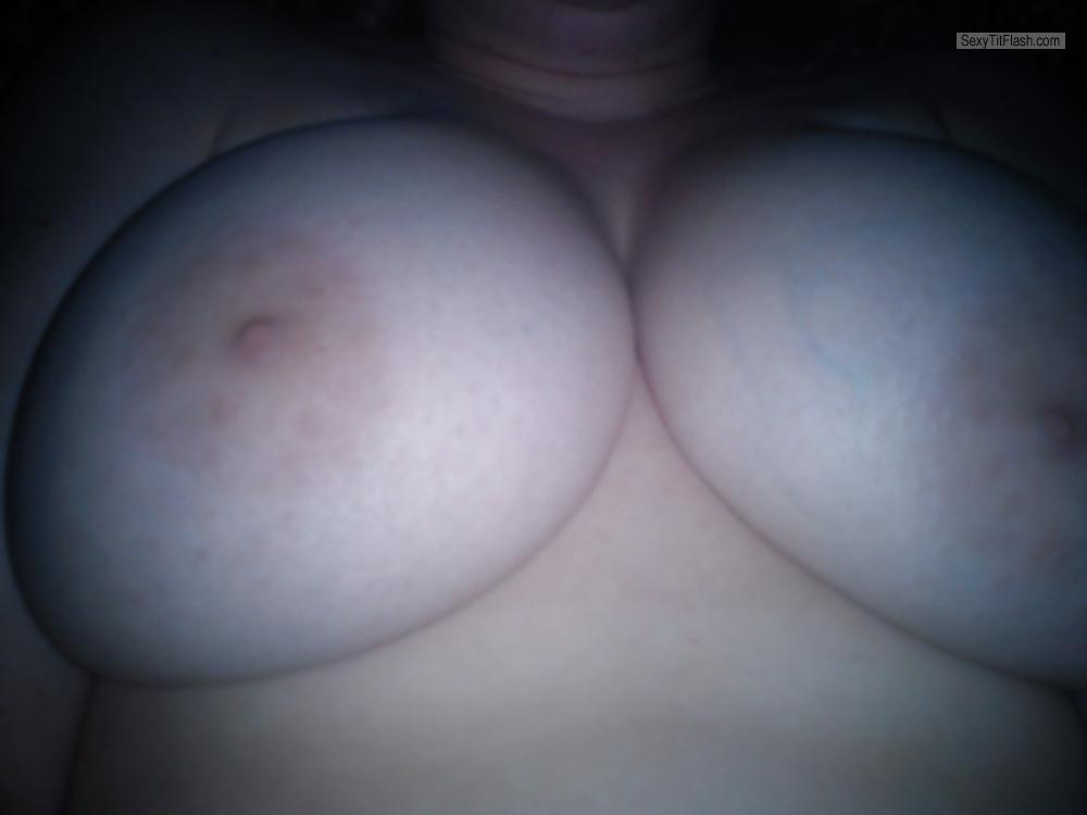 My Very big Tits Selfie by Timmy's Coffee Babe