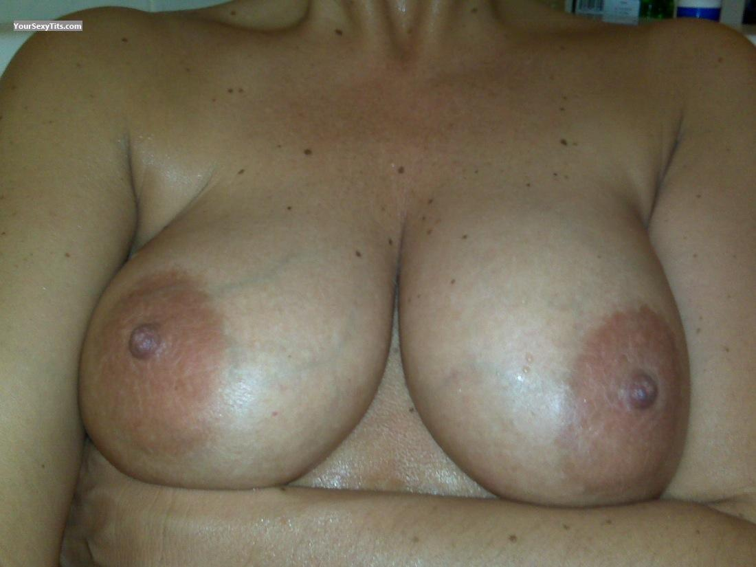 My Very big Tits Selfie by 40's MILF