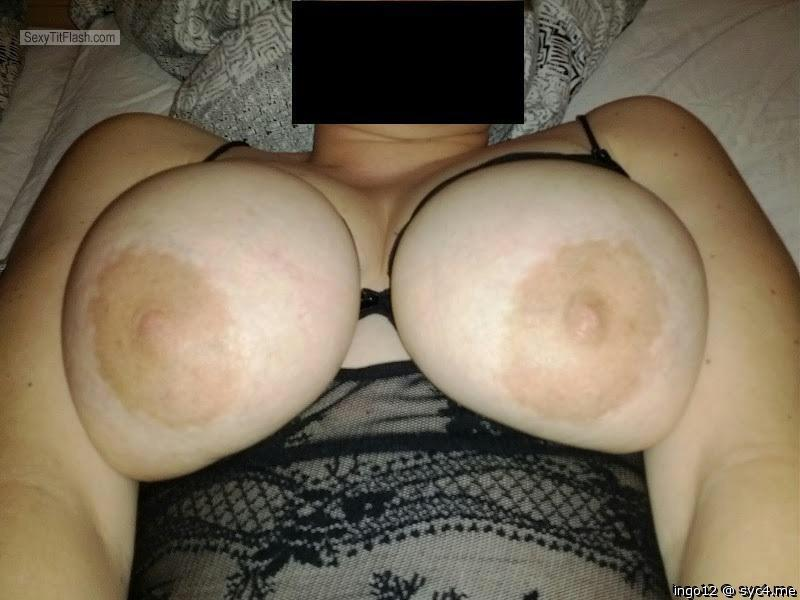 Very big Tits Of My Wife Ingo12