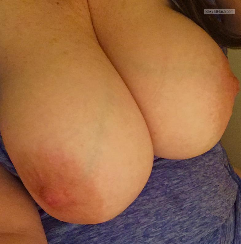 My Very big Tits Big Tit Flash