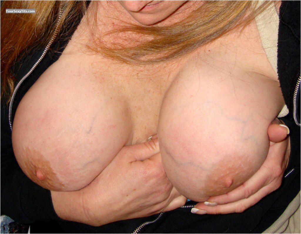 Tit Flash: Very Big Tits - Blast from United States