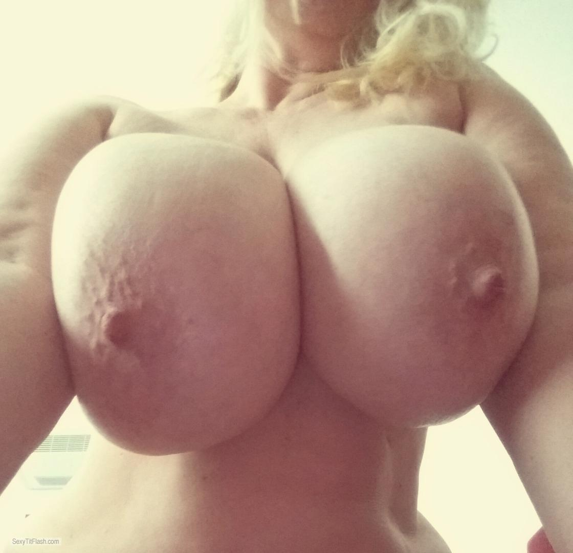 My Very big Tits Selfie by Hot Babe
