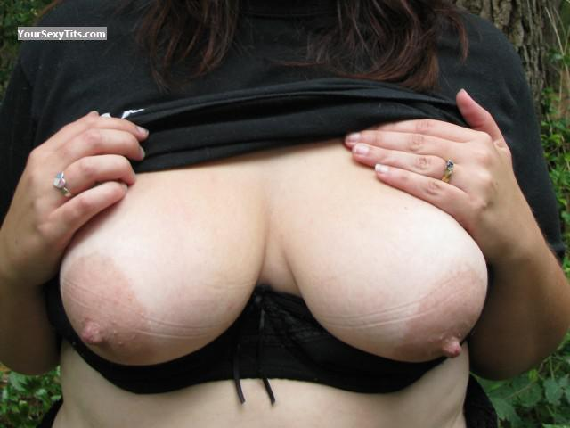 Very big Tits Of My Wife Sally