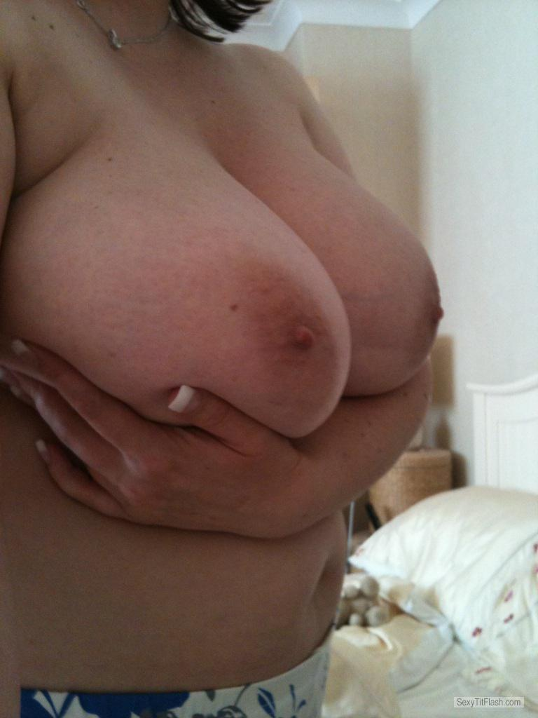 My Very big Tits Miss Naughty