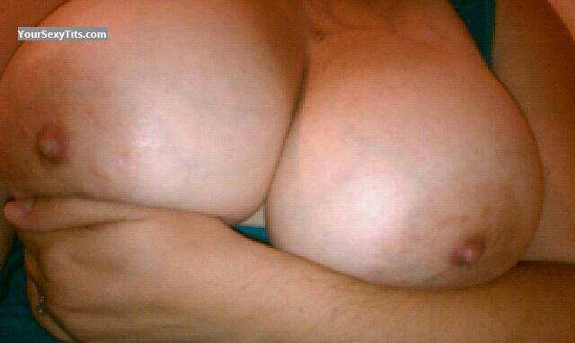 Tit Flash: My Very Big Tits (Selfie) - Rudd from United States