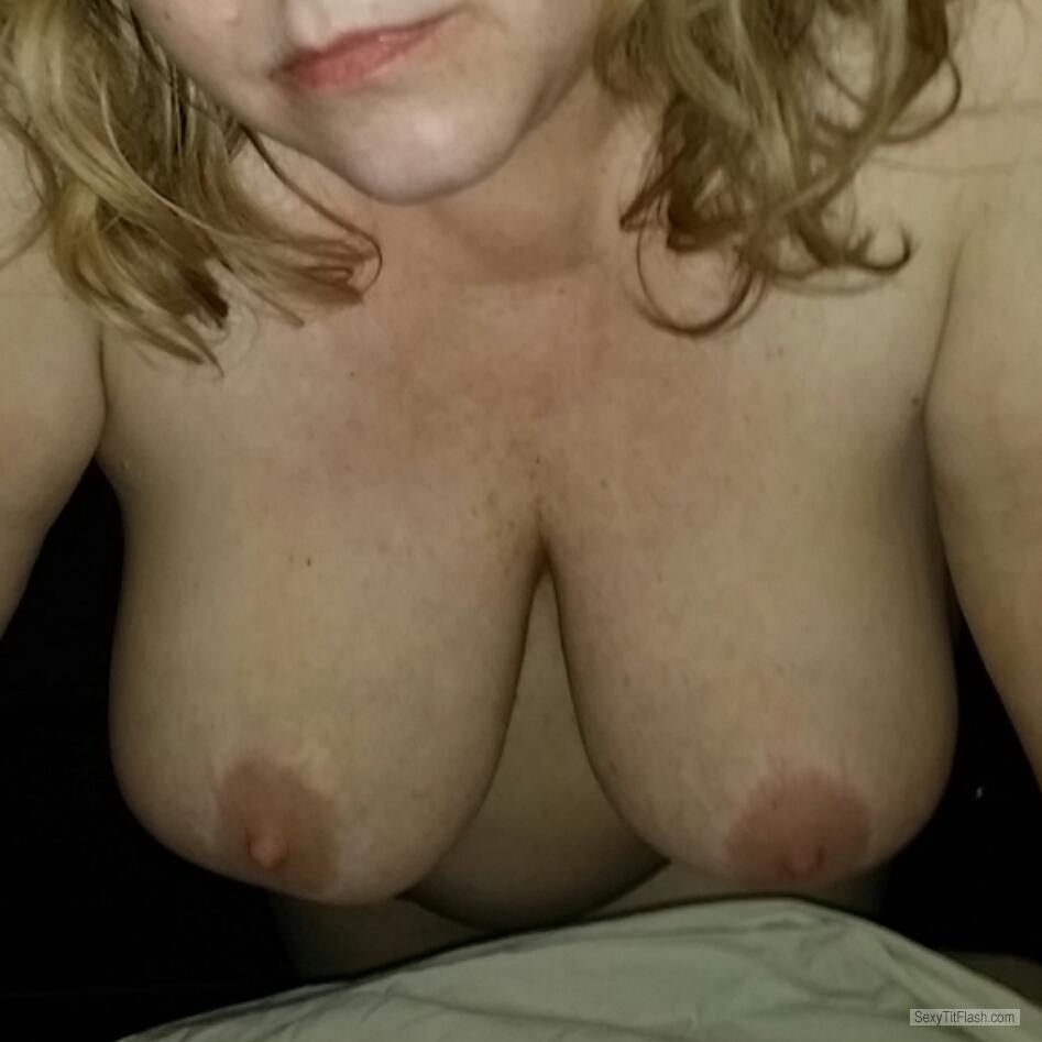 My Very big Tits Just Hanging