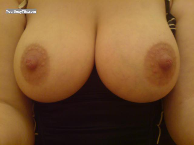 Tit Flash: My Very Big Tits (Selfie) - Mmmmrightnow from Ireland