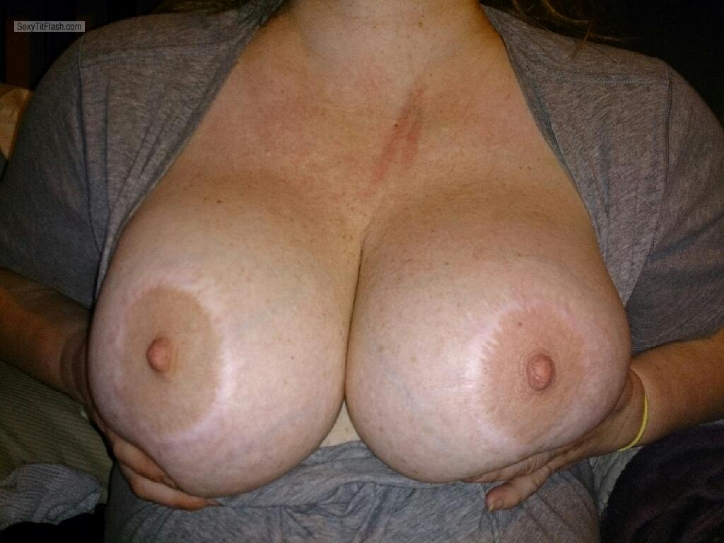 My Very big Tits Bored Milf. Lost Bet. Again