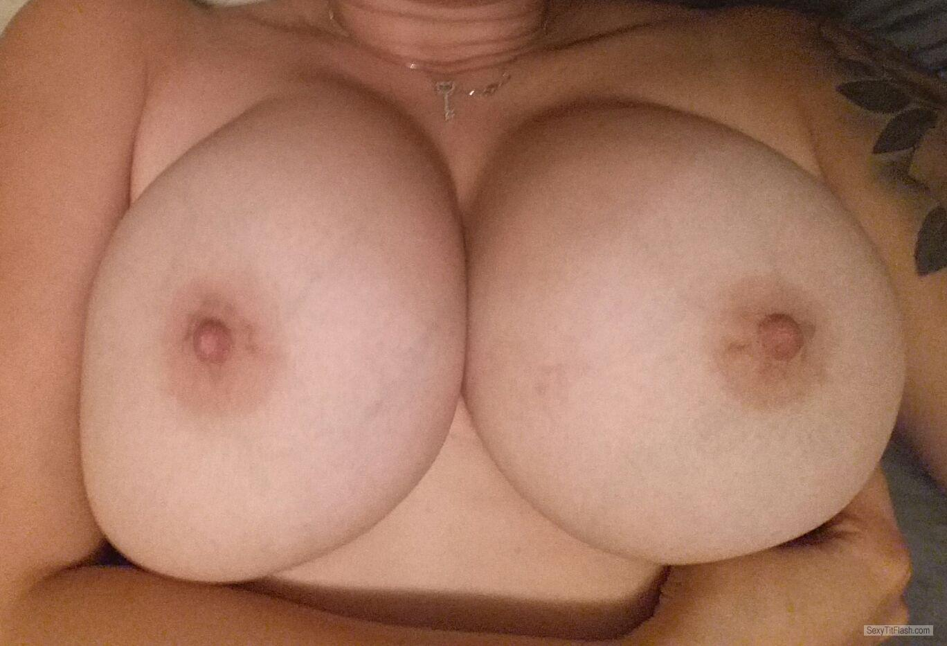 My Very big Tits Topless Sexy1