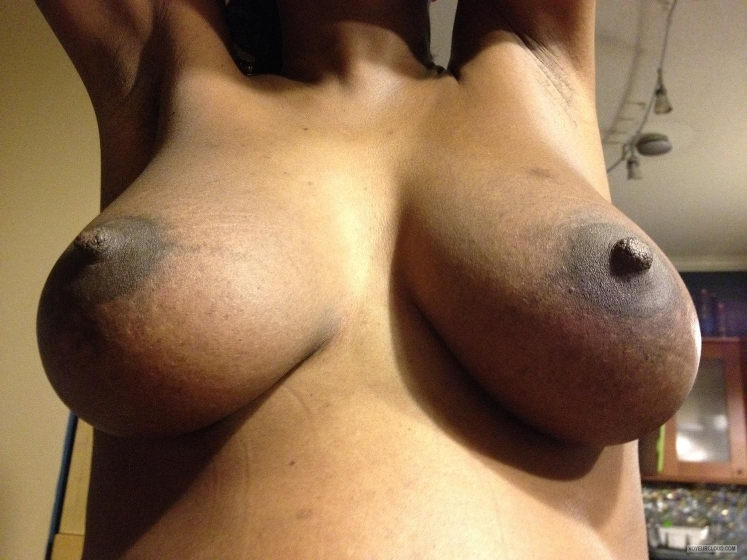 Very big Tits Of My Wife Bella