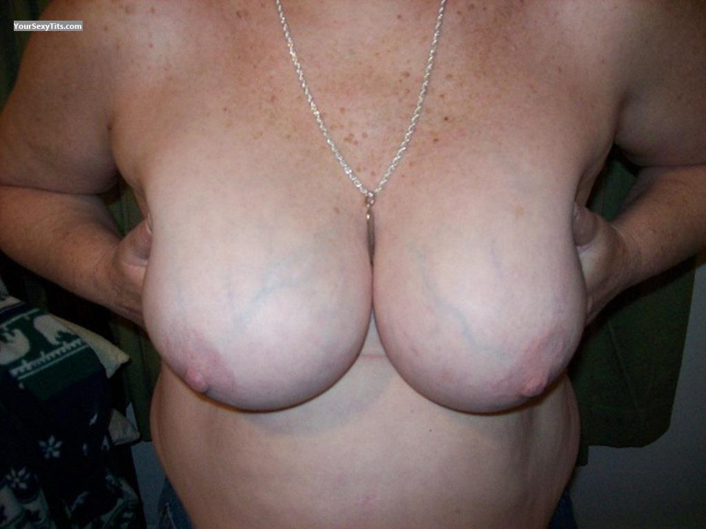 Very big Tits Of My Wife Ample Annie