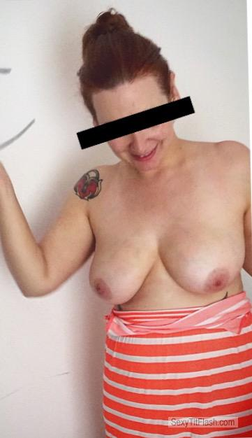 Very big Tits Of My Wife Tracey