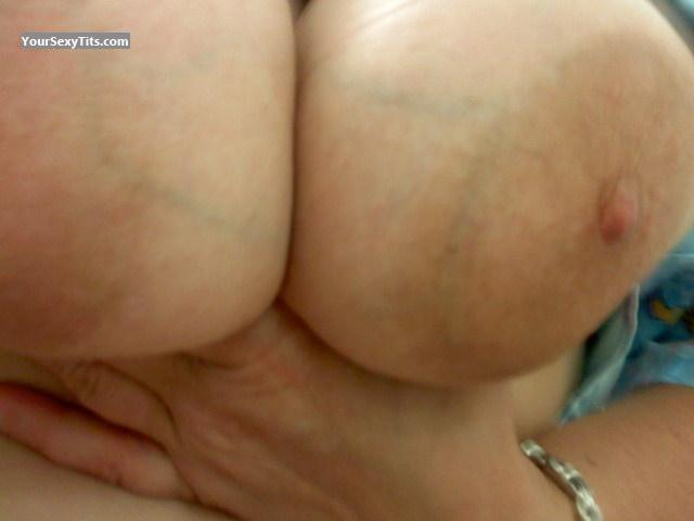 My Very big Tits Selfie by Lkn4fun1965@yahoo.com