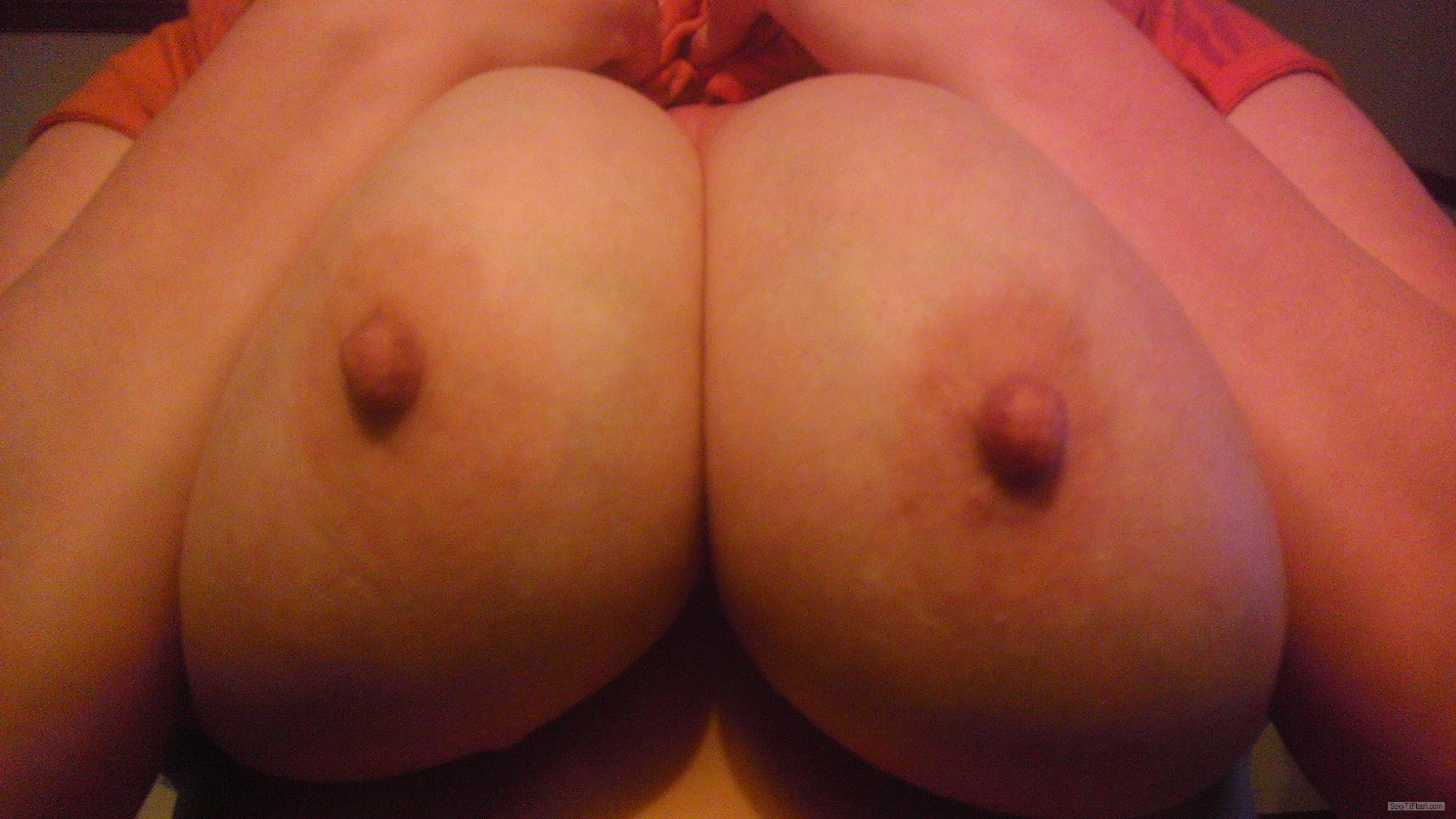 Tit Flash: My Very Big Tits - Big Naturals from United States