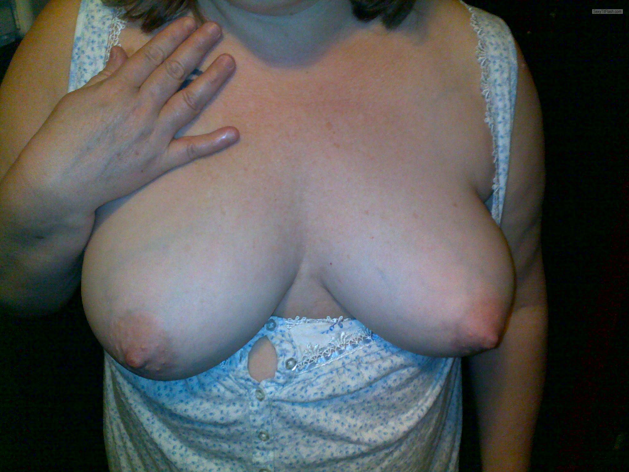My Very big Tits Jeanie In A Bottle