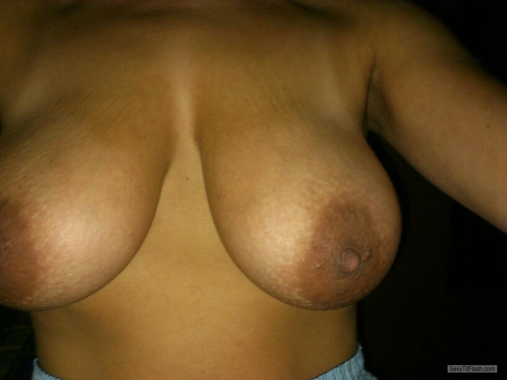 My Very big Tits Topless Selfie by Andzia