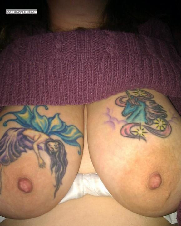 My Very big Tits Selfie by Titlover4u