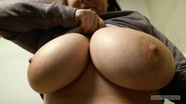 Very big Tits Of My Room Mate Selfie by Tits