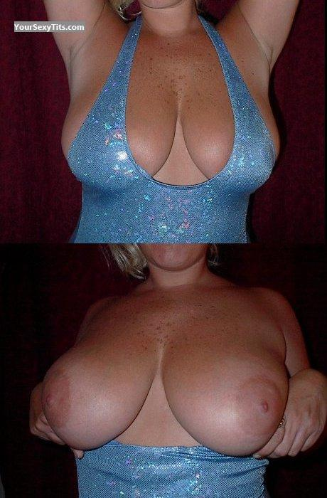 Tit Flash: Very Big Tits - Summerjean from United States