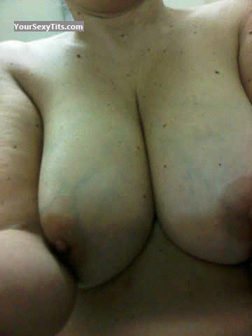 My Very big Tits Selfie by Titsy