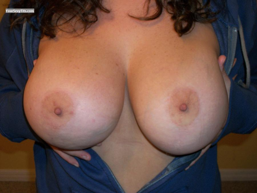Very big Tits Of My Wife RLO