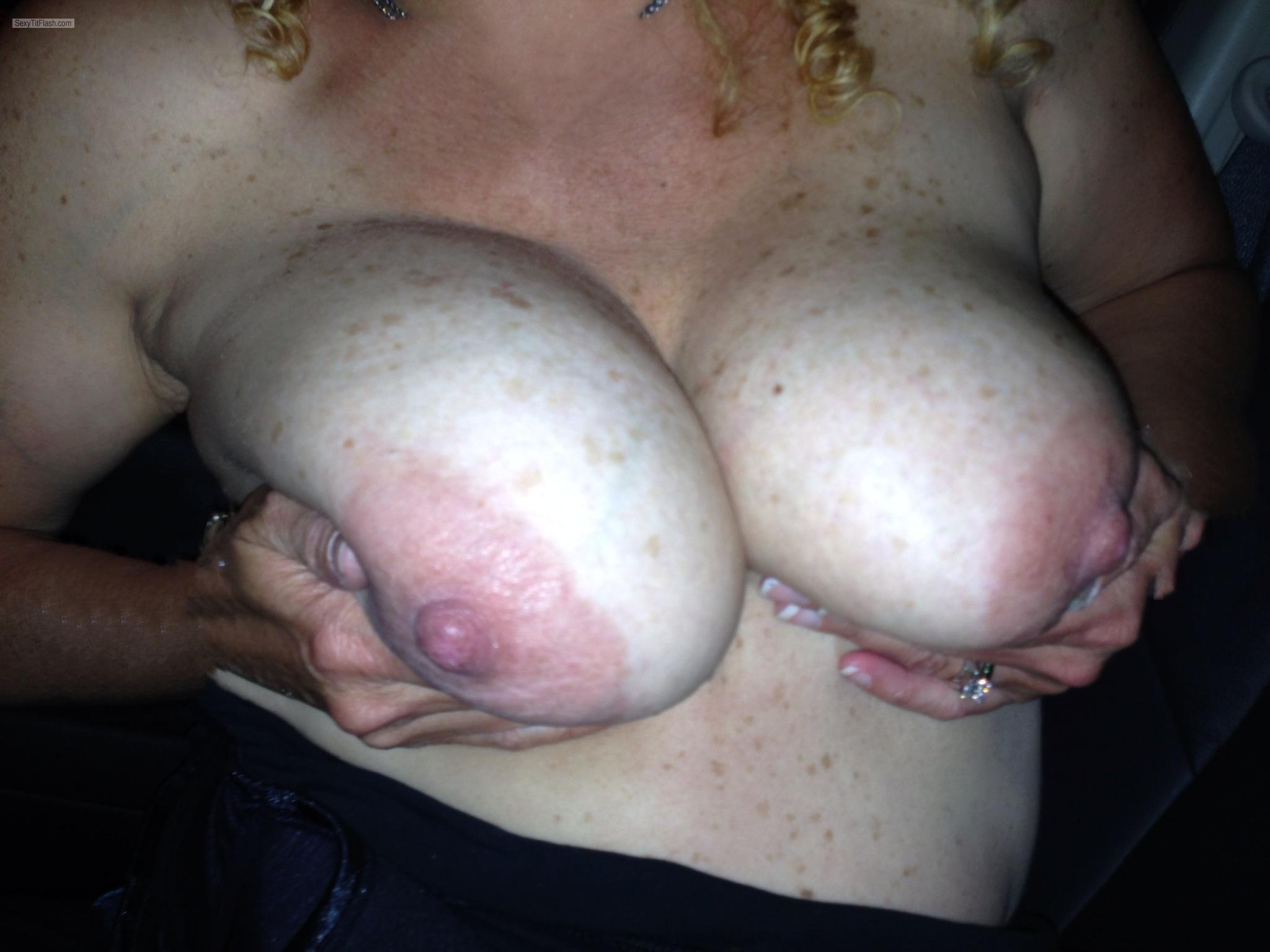 My Very big Tits Selfie by Tjs