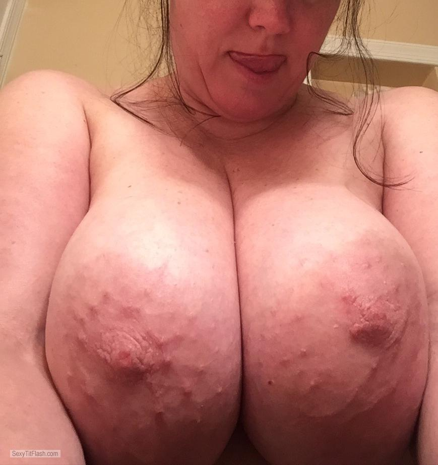 My Very big Tits Selfie by Brenda