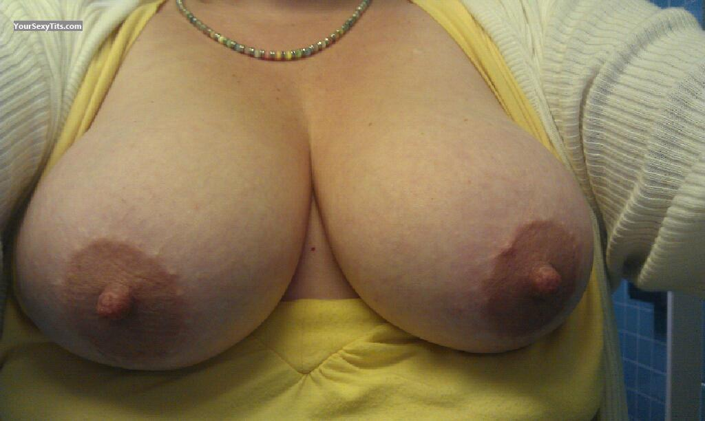 My Very big Tits Selfie by Dawn