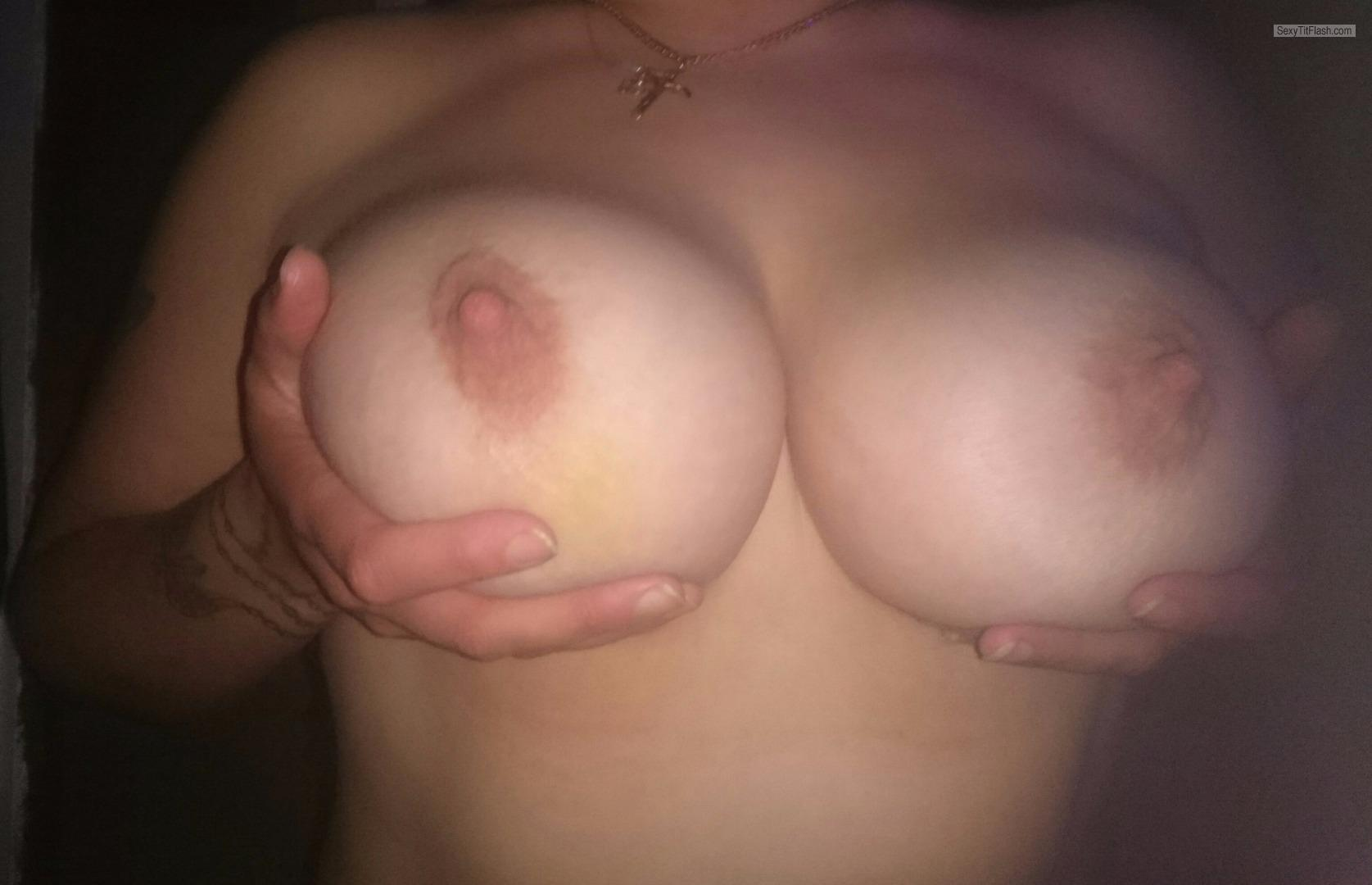 My Very big Tits Nimfo Wife