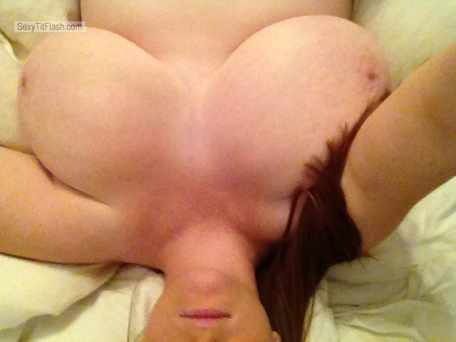My Very big Tits Selfie by Sexy Caitlin