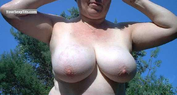 Very big Tits MatureWife