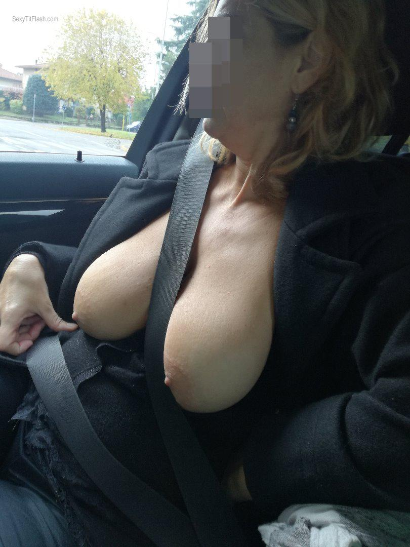Very big Tits Of My Wife Topless Patty